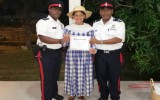 West Bay Officer Recieve Heritage Day Award