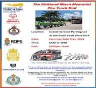 The Kirkland Nixon Memorial Fire Truck Pull