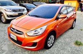 2015 Orange Hyundai Accent Car Recovered, 12 January