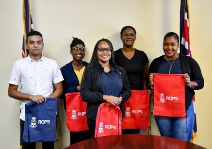 Staff Perspective: RCIPS Summer Internship