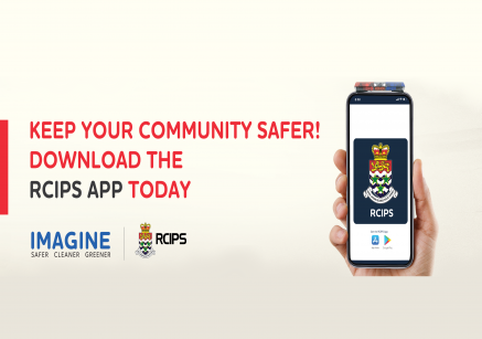 Download the RCIPS App