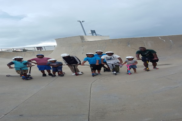 RCIPS & Black Pearl Skate Park Youth Outreach Initiative Resumes
