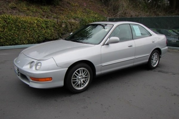 UPDATE: Stolen 1995 Honda Integra, Recovered