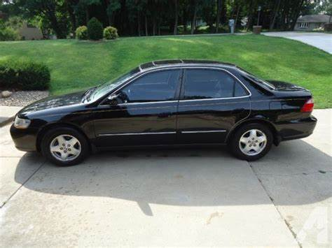 1998 Honda Accord Reported Stolen, 6 May