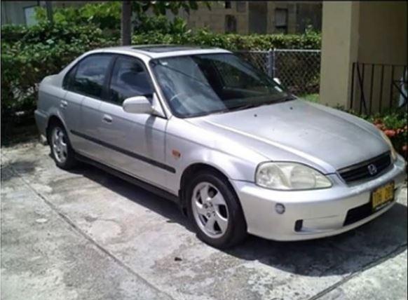 Update: 1999 Honda Civic Recovered, 1 April