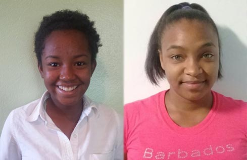 Missing Person:  Ukayla Dixon and Motesha Mothen Found