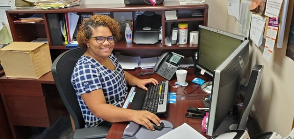 Police Profile: Aaliyah Johnson - Confidence is Her Human Resource