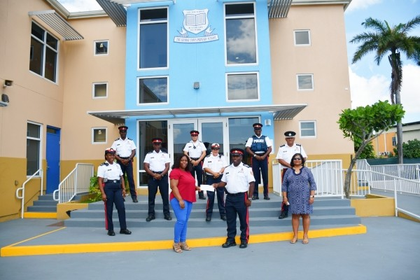 RCIPS Community Policing Unit Wraps Up Primary School Car Wash Initiative, 5 November