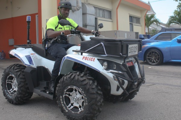 RCIPS Adds Two ATVs to Its Fleet for Improved Beach Patrols and Off Road Access