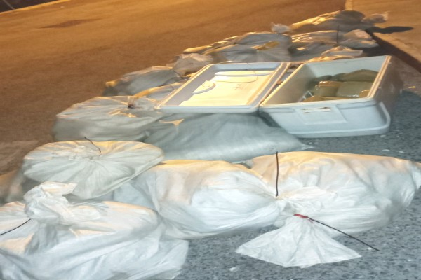 Two Men Arrested and Charged in Relation to Drug Importation, 4 August