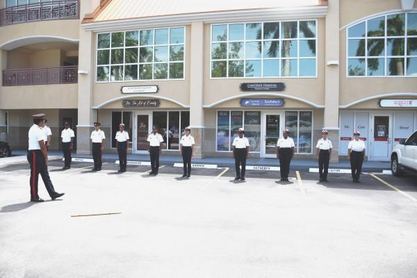 RCIPS Trains Twelve (12) New Recruits, 25 June