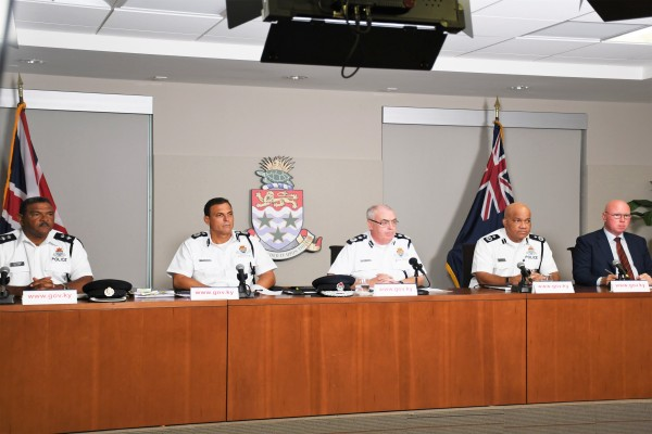 RCIPS Releases 2020 Crime and Traffic Statistics