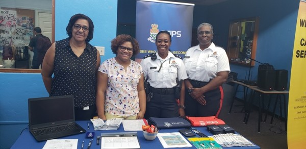 RCIPS Participates in CIFEC Career Fair, 27 September