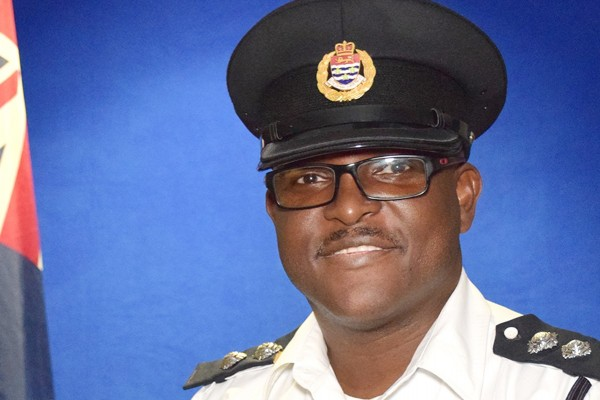 Inspector Ian Yearwood Appointed as New Police Area Commander for the Sister Islands, 6 April