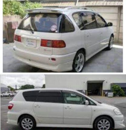 Vehicle Stolen During Burglary