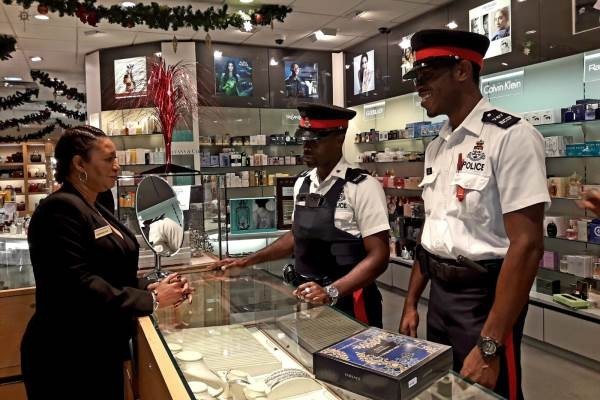 RCIPS 2018 Holiday Safety Campaign Continues, as Road Safety and Crime Prevention Remain Focus
