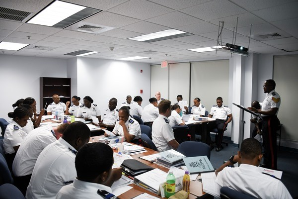 Second RCIPS Recruit Class of 2019 Currently In-Training, 15 July