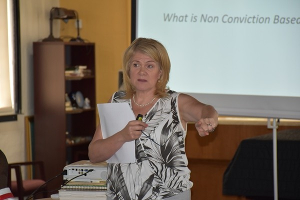 CI Financial Investigation Agencies Participate in Asset Recovery Workshop