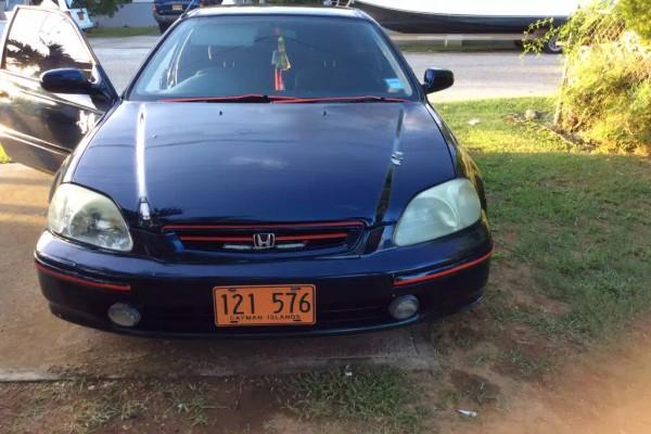 Update: Honda Civics Stolen in West Bay
