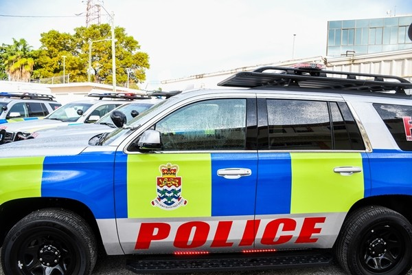 New Vehicles Assigned to the Firearms Response Unit, 14 October