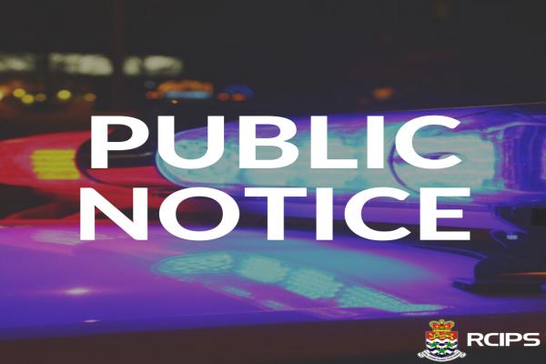 UPDATE: West Bay Police Station Phone Lines Back Up, 17 September