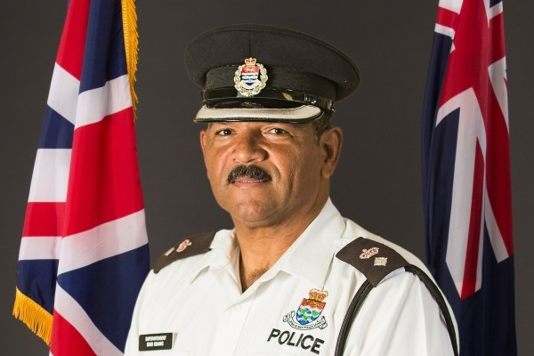 Acting Superintendent Brad Ebanks now in Charge of Uniform Operations, 13 July