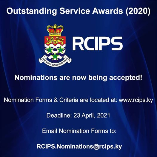 REMINDER: Nominations are Now Being Accepted for the 2020 OCP Outstanding Service Awards, 7 April