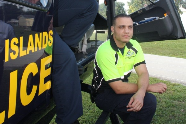 Police Profile:  Auxiliary Constable Darren McLean