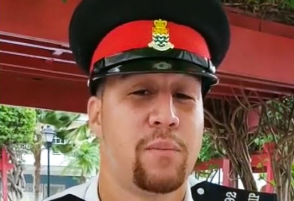 Police Profile: Police Constable Jonathan Parchment