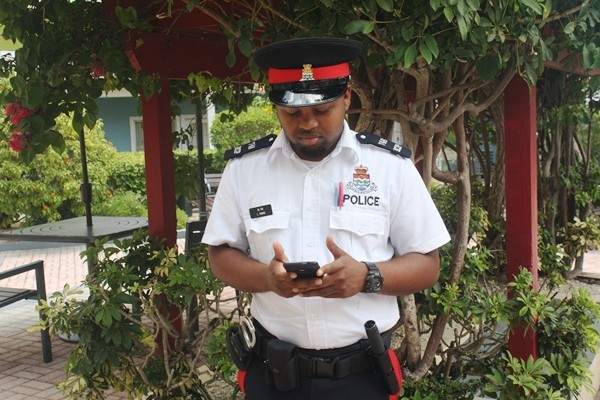 RCIPS Receives Donation of Mobile Phones for Community Officers, Adds Officers to Eastern Districts
