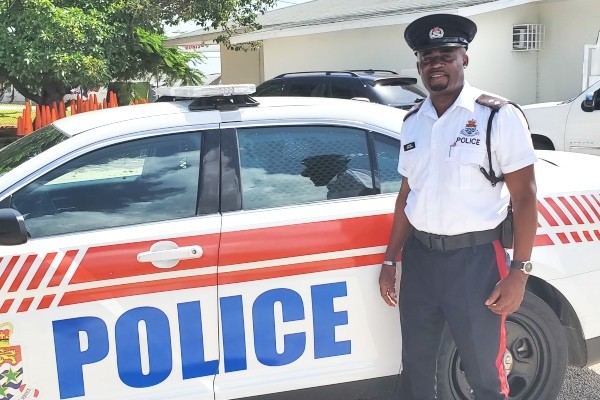 Veteran Uniform Inspector Takes on New Position as Head of Traffic and Roads Policing Unit