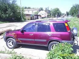 Stolen Honda CRVs