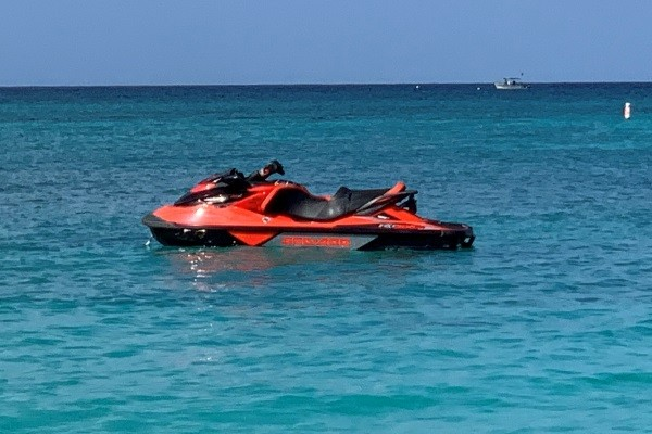 Jet Ski Missing from off West Bay Road, 18 December
