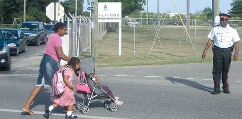 Back to School Road Safety Reminders, 23 August