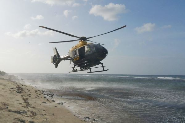 The RCIPS Air Operations Unit Carries Out Two Medical Evacuations in 48 Hours from Little Cayman, 29
