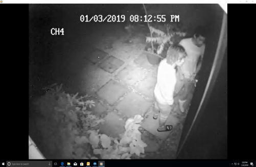 Police Seek Public Assistance to Identify Burglars, 15 March