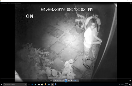 Police Seek Public Assistance to Identify Burglars, 15 March