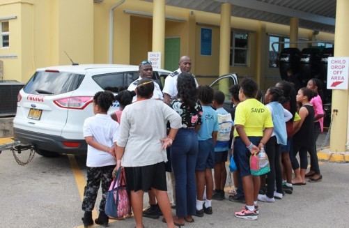 Bodden Town Primary School Career Day, 29 May