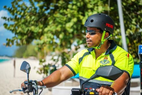 Police Profile: Police Constable Donovan Chong