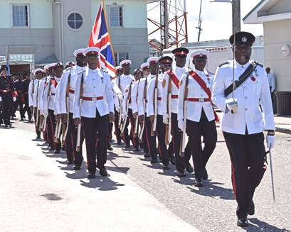 Remembrance Day Ceremonial Parade, 13 November